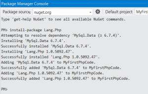 how-to-start-nuget